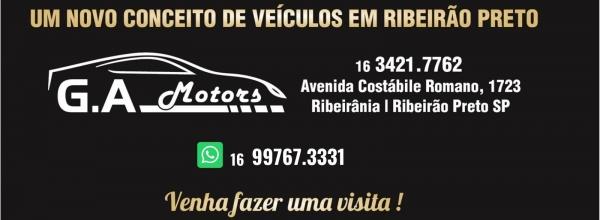 Empresa - G.A. Motors - Os melhores seminovos do mercado | Ribeirão Preto e Região